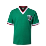 Mexico 60's-70's Youth Retro Soccer Jersey