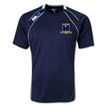 Media Rugby BLK Training Shirt (Navy/White)