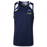 Media Rugby BLK Training Singlet (Navy)