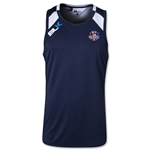 Rugby PA BLK Training Shirt (Navy)