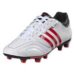 adidas 11Nova TRX FG miCoach compatible (Running White/Black/Vivid Red)