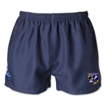 West Virginia University Rugby BLK Titanium II Shorts (Navy)
