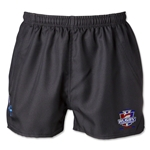 Rugby PA BLK Titanium II Rugby Shorts (Black)