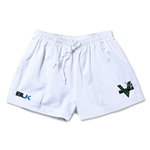 Birmingham Rugby BLK Training Rugby Shorts (White)