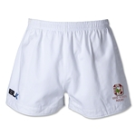 Ohio State Rugby Training Short (White)