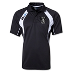 Chapel Hill Rugby TEK IV Polo (Black/White)