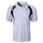 BLK World Rugby Shop TEK IV Polo (White)