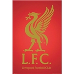 Liverpool 2013 Crest Poster