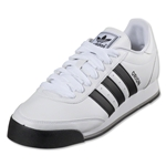 adidas Originals Orion Leather Leisure Shoe (White/Black/White)