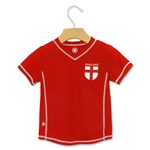 England Toddler Soccer Jersey