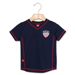 USA Toddler Away Soccer Jersey