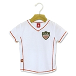 USA Toddler Home Soccer Jersey