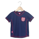 Croatia Toddler Soccer Jersey