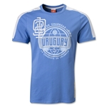 Uruguay Football Archives Ringer T-Shirt