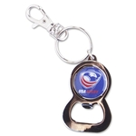 USA Rugby Bottle Opener Keyring