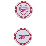 Arsenal Golf Poker Chip Markers