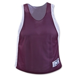 Warrior Two Tone Reversible Training Jersey (Maroon/Wht)
