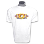 Soccer Mom Flowers T-Shirt