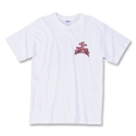 Mama Fool Soccer T-Shirt (White)