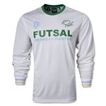 Pele Sports Competitor Gameday LS Jersey (White)