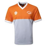 Pele Sports Social 50/50 Gameday Jersey (Orange)
