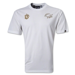 Pele Sports Gold T-Shirt (White)