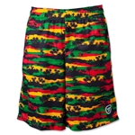 Warrior Hawaiian Short (Black)