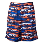 Warrior Hawaiian Short (Orange)