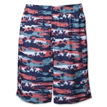 Warrior Hawaiian Short (Gray)