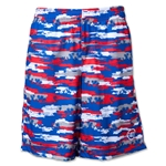 Warrior Hawaiian Short (Sc/Wh)