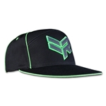 Warrior Rabil Hat (Black)