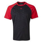 Warrior Game On 2.0 T-Shirt (Black/Red)