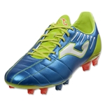 Joma Fit 100 Ultralight FG (Metallic Royal/Bolt Lime)