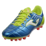 Joma Fit 100 Ultralight AG (Metallic Royal/Bolt Lime)