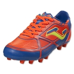 Joma Super Copa Junior FG (Flame/Royal/Bolt Lime)