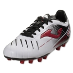 Joma Power Junior FG (White/Black/Red)