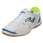 Joma Superflex Indoor Shoe (White/Royal/Sun)