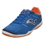 Joma Superflex Indoor Shoe (Royal/Black/Flame)