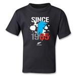 All Blacks Since 1905 Kids T-Shirt (Black)