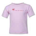 Arsenal Cannon Kids T-Shirt (Pink)