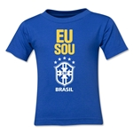 Brazil Kid T-Shirt (Royal)