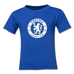Chelsea Emblem Kids T-Shirt (Royal)