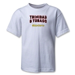 Trinidad and Tobago CONCACAF Gold Cup 2013 Kids T-Shirt (White)
