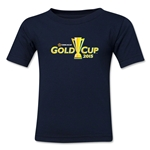 CONCACAF Gold Cup 2015 Kids T-Shirt (Navy)