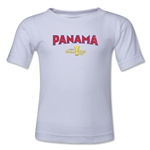 Panama CONCACAF Gold Cup 2015 Kids Big Logo T-Shirt (White)