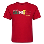 Mexico Champions Kids T-Shirt (Red)