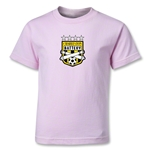 Charleston Battery Kids T-Shirt (Pink)