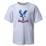 Crystal Palace Kids T-Shirt (White)
