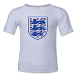England Core Kids T-Shirt (White)