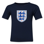 England Core Kids T-Shirt (Navy)